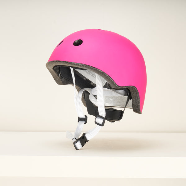 Powerslide Junior Safety Helmet - Pink