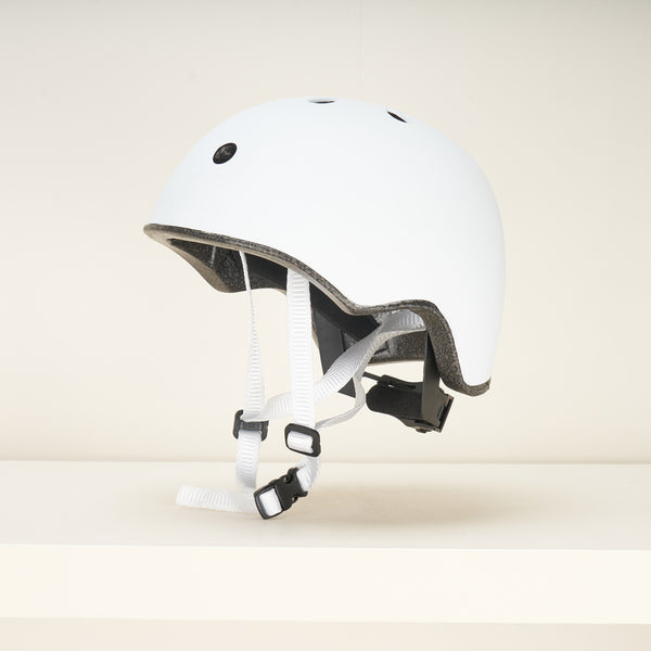Powerslide Junior Safety Helmet - White