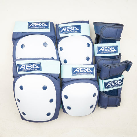 REKD Heavy Duty Pad set - Blue