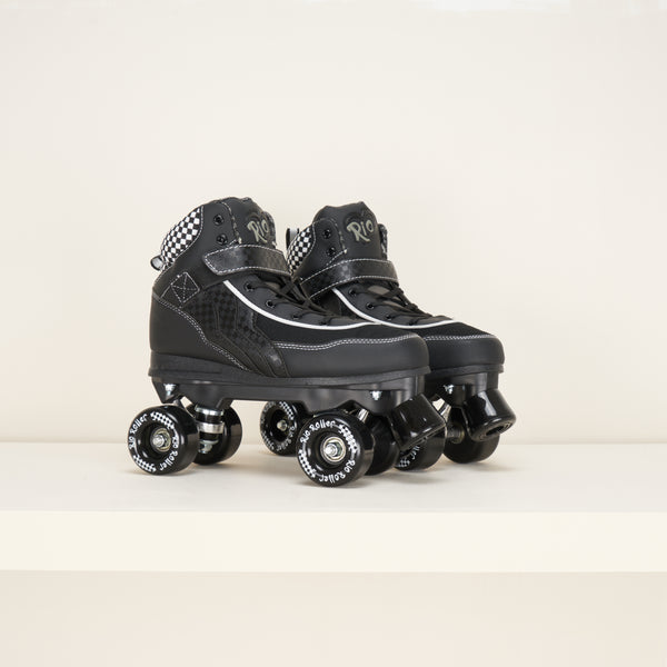 Rio Roller Mayhem Skates Black / White