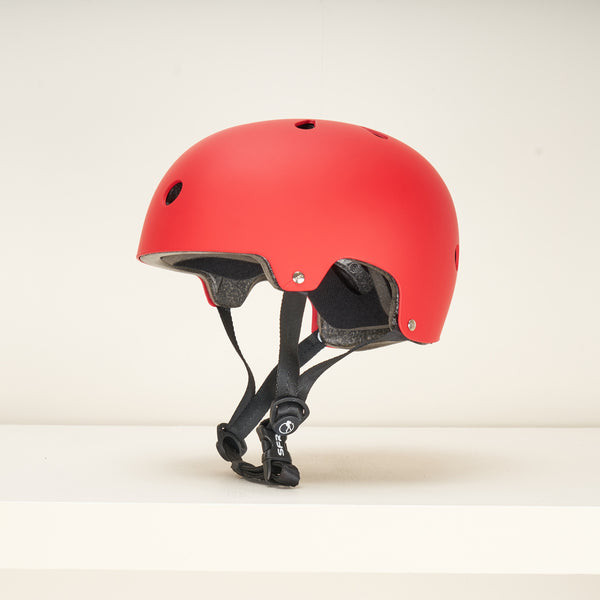 SFR Essentials Red Safety Helmet