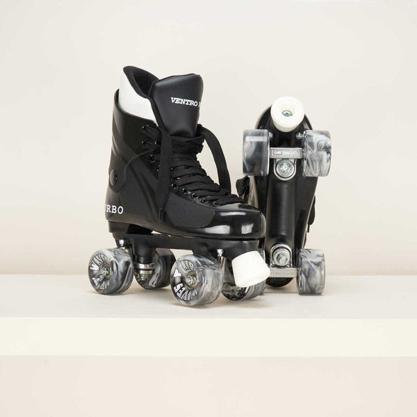 Ventro Pro Turbo Skate - Airwaves Black