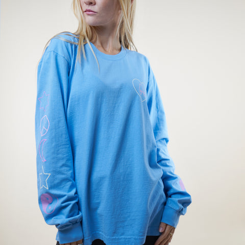 Paradise by Marawa 'Psychic'  Long sleeve