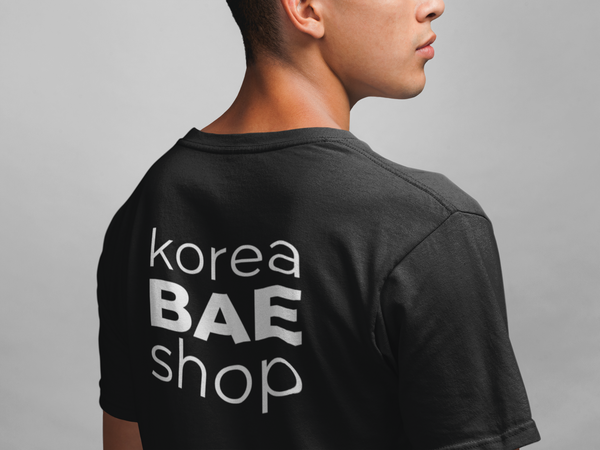 Korea Bae Shop (Front & Back) Unisex Tee