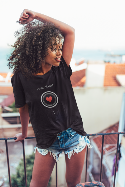 Netflix Love Alarm Inspired Women's Tee