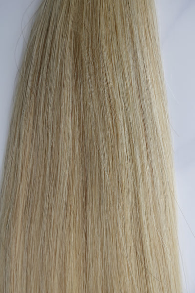 "Alma Blonde - 125 grams - 21"" - Luxury Hair extensions, Virgin Brazilian hair, real hair extensions 