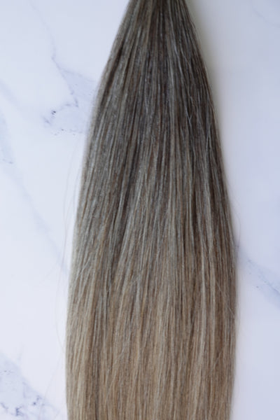 "Alma Blonde - 130 grams - 23"" - Luxury Hair extensions, Virgin Brazilian hair, real hair extensions 