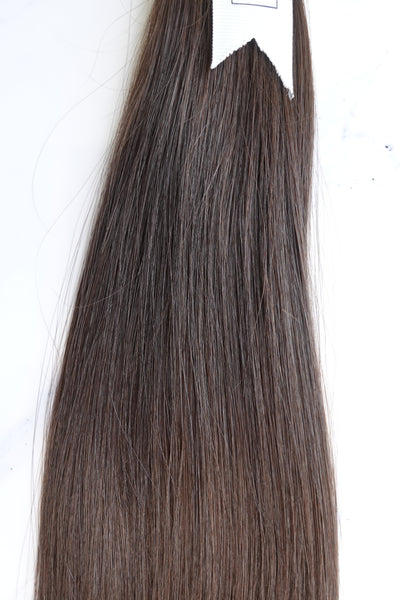 "Alma Pure - 73 grams - 20"" - Luxury Hair extensions, Virgin Brazilian hair, real hair extensions 