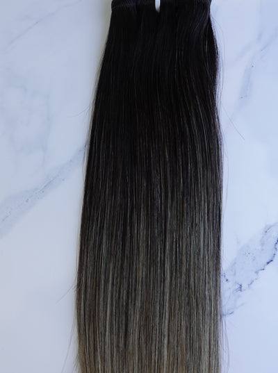 "Alma Blonde - 132 grams - 20 "" - Luxury Hair extensions, Virgin Brazilian hair, real hair extensions 