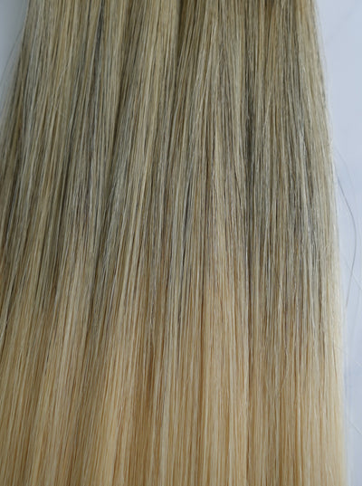 "Alma Blonde - 135 grams - 21"" - Luxury Hair extensions, Virgin Brazilian hair, real hair extensions 