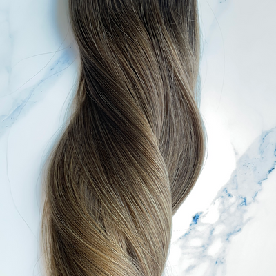 "Alma Pure - 162 grams - 20"" - Luxury Hair extensions, Virgin Brazilian hair, real hair extensions 