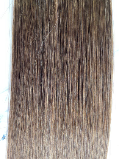 "Alma Pure - 122 grams - 22 "" - Luxury Hair extensions, Virgin Brazilian hair, real hair extensions 