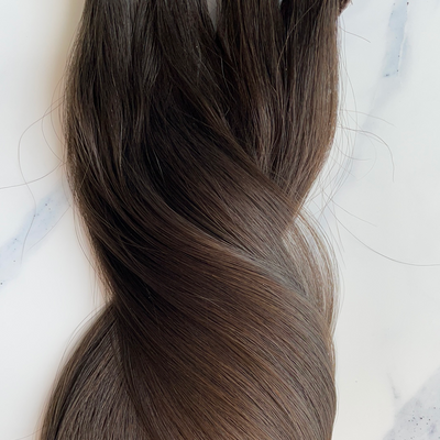 "Alma Pure - 117 grams - 18"" - Luxury Hair extensions, Virgin Brazilian hair, real hair extensions 