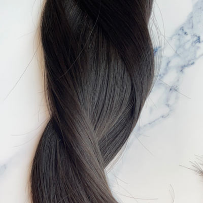 "Alma Pure - 101 grams - 23"" - Luxury Hair extensions, Virgin Brazilian hair, real hair extensions 