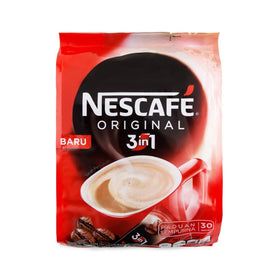 Nescafe Original 3in1 (30 Sachets Bag)