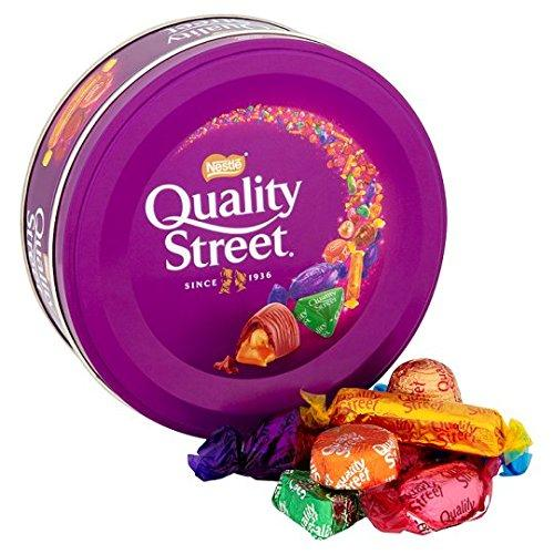 Nestle Quality Street Chocolates & Toffees (240 g)-Chocolate-Krave Bites-Krave Bites