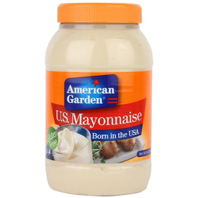 American Garden U.S. Mayonnaise (Imported) 887 ml