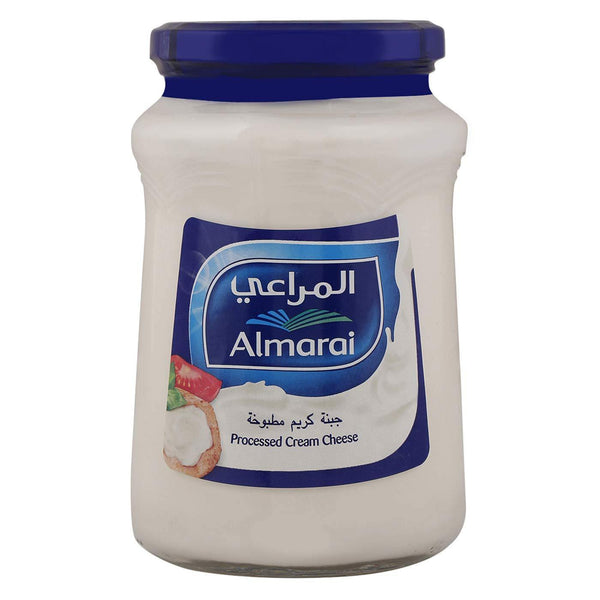 Almarai Processed Cream Cheese, 500g-Krave Bites