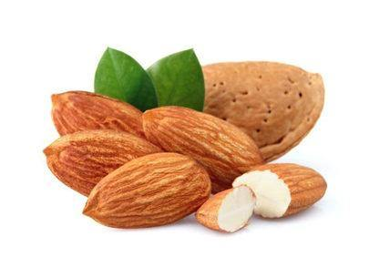 CALIFORNIA ALMONDS 500gm-Krave Bites