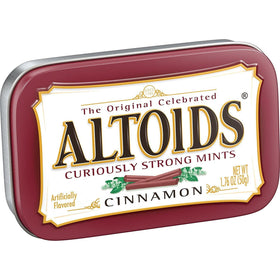 Altoids Curiously Strong Mints Peppermint, 50 g