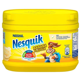 Nesquik Banana Flavored Powder