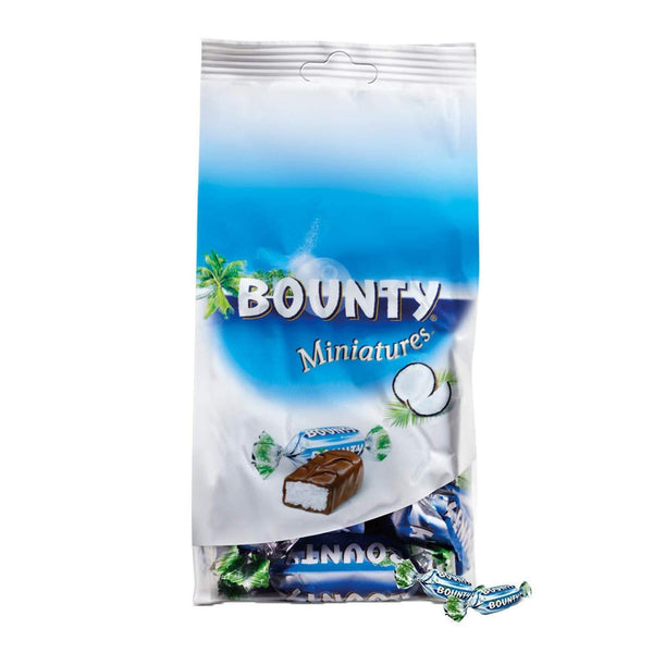 Bounty Miniatures - Imported (220 g)-Krave Bites