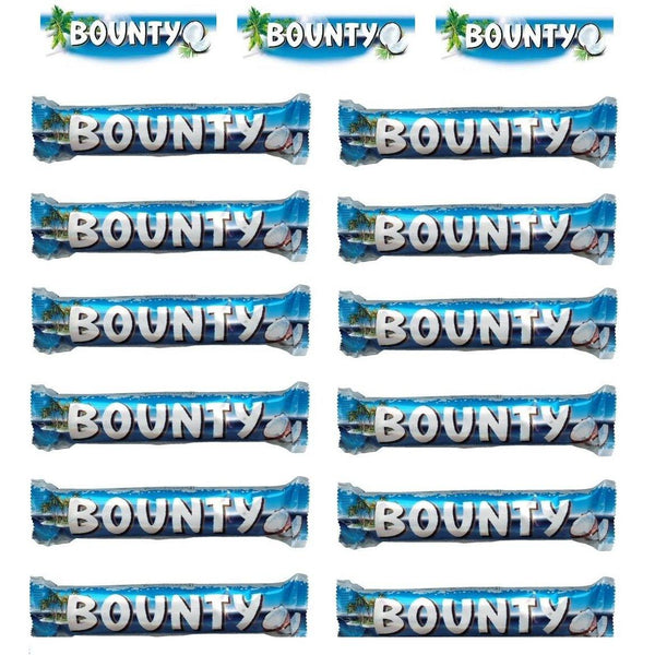 Bounty Chocolates - 57gm Imported (Pack Of 12)-Krave Bites