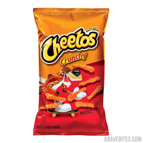 Fritolay Cheetos Crunchy, 227g