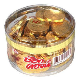 Gold Choco Chocolate Flavour Candy (60 Pieces, 210 g)
