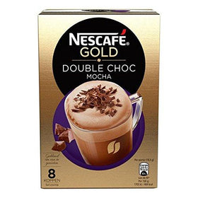 Nescafe Gold Double Choc Mocha Imported Instant Coffee