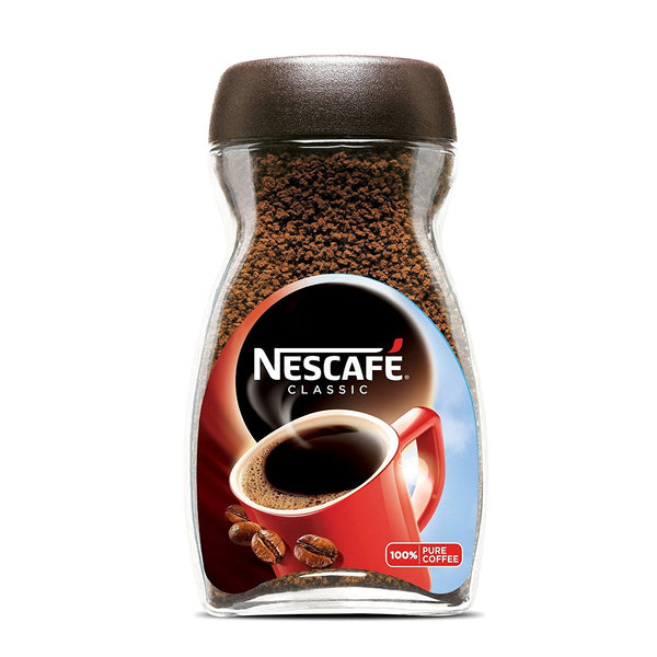 Nescafe Classic Coffee (Imported) Instant Coffee (100 g)-Coffee-Krave Bites-Krave Bites