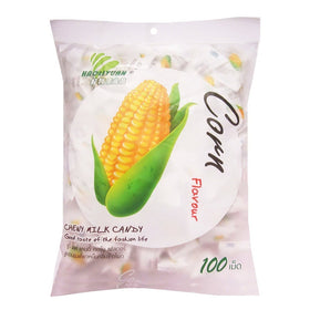 Haoliyuan Corn Candy 350GM 100pcs (Imported)