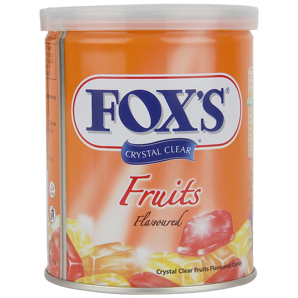 Nestle Fox Crystal Clear Fruits (Imported) Candy (180 g)-Candies & Gum-Krave Bites-Krave Bites