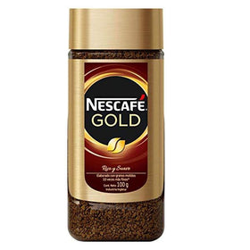 Nescafe Gold Rich and Smooth Instant Coffee  (100 g)