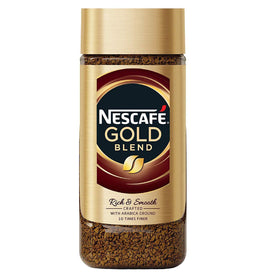 Nescafe Gold Blend Rich and Smooth Instant Coffee Imported (100 g)
