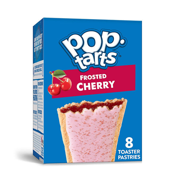 Pop Tarts Frosted Cherry, 384 g