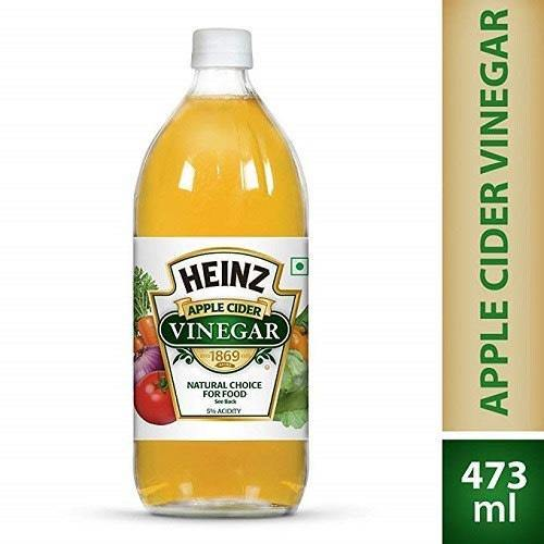 Heinz Apple Cider Vinegar, 473-Krave Bites