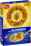 Post Honey Bunches of Oats with Crispy Almonds, 411 g-Krave Bites