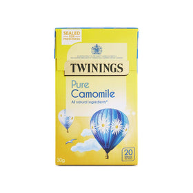 Twinings Pure Camomile - 20 bags