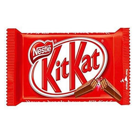 Kit Kat 4 Fingers in Milk Chocolate 24 pieces Box IMPORTED 990 g