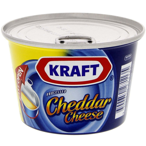 Kraft Processed Cheddar Cheese, 200g-Krave Bites