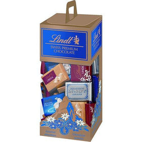 Lindt Swiss Premium Assorted Chocolates, 350 G