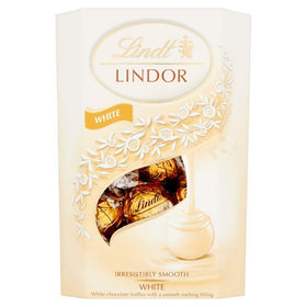 Lindt Lindor - White Chocolate - 200 Grams