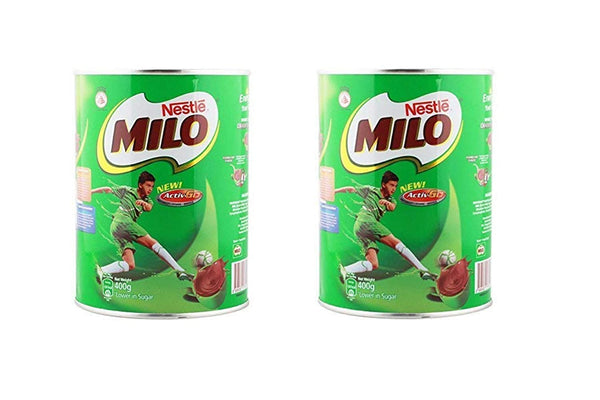 Milo Active Go Imported 400 gm (Pack of 2)