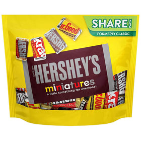 Hersheys Miniatures Chocolate Imported (294 g)