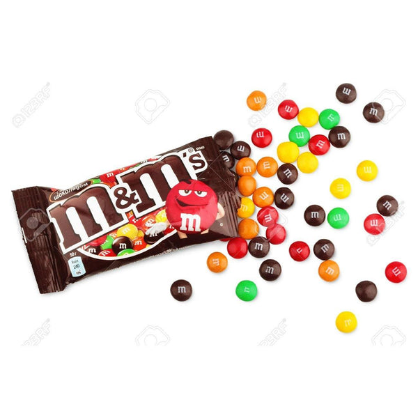 M&M'S Milk Chocolate Candy in Sugar Shell - 45 Grams-Chocolate-Krave Bites-Krave Bites