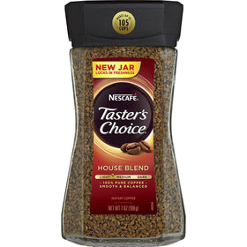 Taster's Choice House Blend Nescafe Instant Coffee 198gm