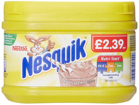 Nesquik Chocolate Powder Imported (300gm)