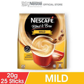 Nescafe Blend & Brew Mild Imported Instant Coffee  (500 g)