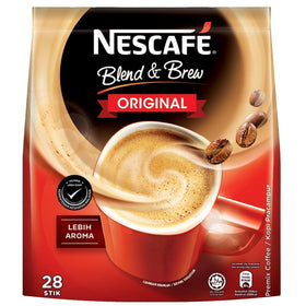 Nescafe Blend & Brew Original 3in1 Imported Instant Coffee  (560 g)